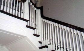 Custom Designed Staircases